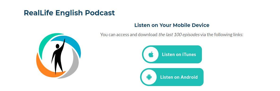 vista della pagina dell'app dove scaricare per android e iphone